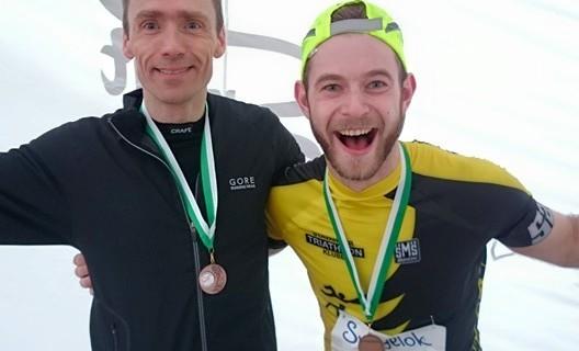 Oversikt over løp- og sykkelkonkurranser