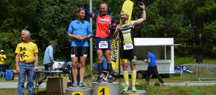 STriK med et fantastisk Stavanger Triathlon